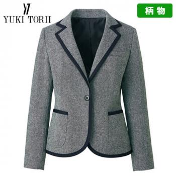 YT4910 ユキトリイ ジャケット ツイード