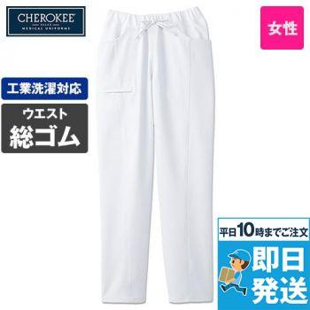 CH351 FOLK(フォーク)×CHEROKEE(チェロキー) スクラブパンツ 総ゴム(女性用)