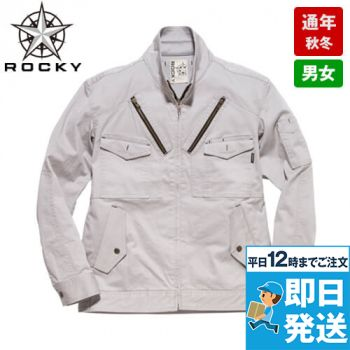 RJ0301 ROCKY フライトジャケット(女性用)
