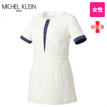 MK-0032 ミッシェルクラン(MICHEL KLEIN) チュニック