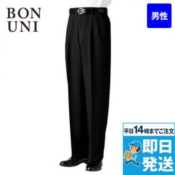 01195-05 BONUNI(ボストン商会) ツータックスラックス(男性用)