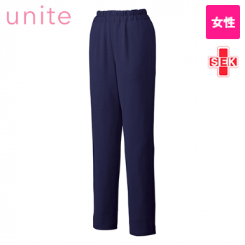 UN-0076 UNITE(ユナイト) スクラブパンツ(女性用)