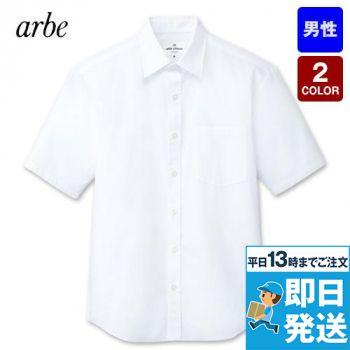 EP-6850 チトセ(アルベ) 半袖カッターシャツ(男性用)