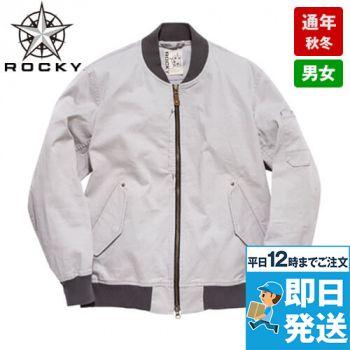 RJ0901 ROCKY ミリタリージャケット(男女兼用)