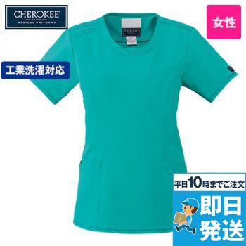 CH751 FOLK(フォーク)×CHEROKEE(チェロキー) レディーススクラブ(女性用)