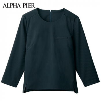 AR7001 アルファピア プルオーバー/八分袖