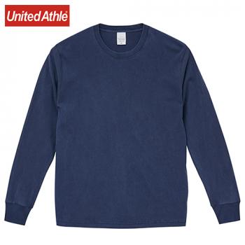 ピグメントロングスリーブTシャツ(5.6オンス)