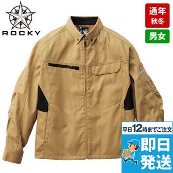 RJ0910 ROCKY ブルゾン(男女