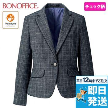 AJ0267 BONMAX ジャケット チェック