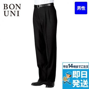 01160-02 BONUNI(ボストン商会) ツータックスラックス(男性用)