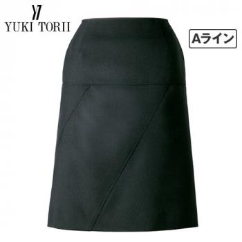 YT3911 ユキトリイ Aラインスカート