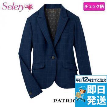 S-24801 24809 パトリックコックス ジャケット ブラインドチェック 99-S24801