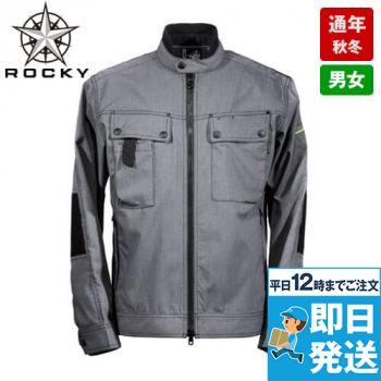 RJ0603 ROCKY メンズブルゾン