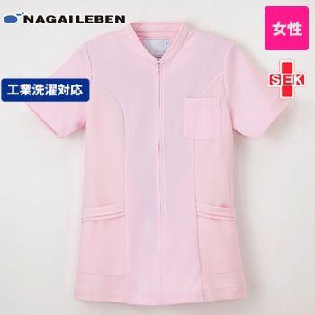 TS2087 ナガイレーベン(nagaileben) タピスタット チュニック(女性用)