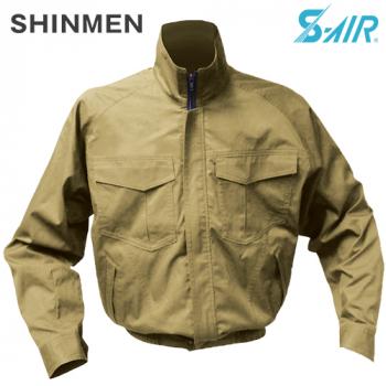 88100 シンメン S-AIR SK型ワークブルゾン(男性用)