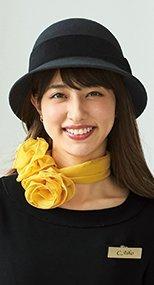 en joie(アンジョア) OP503 帽子 93-OP503