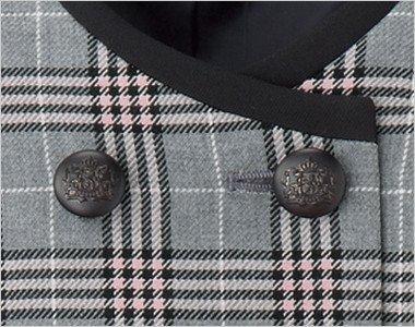 グレード感のあるヨーロピアンテイストなボタン