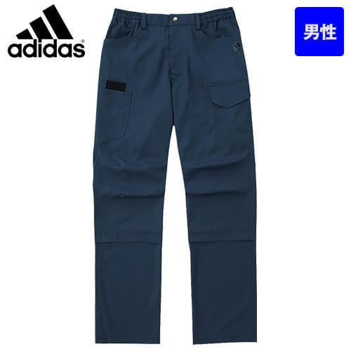 [在庫限り]SMS507-12 14 15 18 アディダス パンツ(男性用) スマートなシルエット カーゴパンツ調ポケット