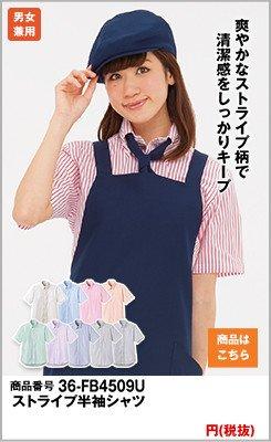 半袖のボタンダウンシャツ