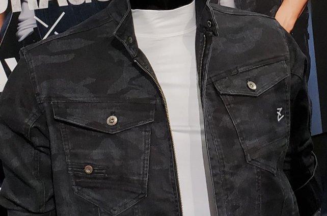 市原隼人を起用したZ-DRAGONのデニム作業服2