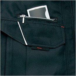 胸携帯電話ポケット