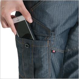 右 Phone収納ポケット