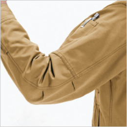 両袖 アームタック 左袖 ペンポケット