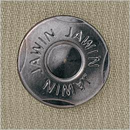 ウエスト オリジナルデザインボタン