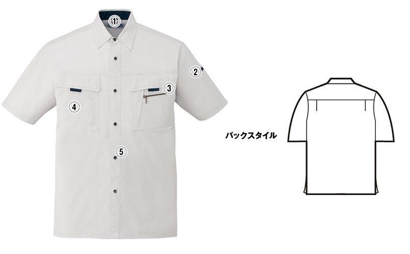 自重堂jichodo85914 商品詳細・こだわりPOINT