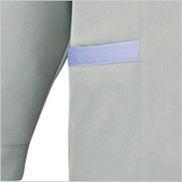 縫製仕様両脇ポケット