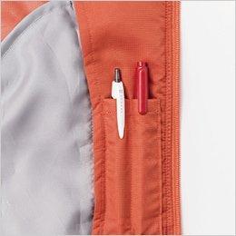 左内側 ペン差しポケット