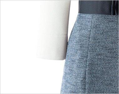 小物収納に便利な両脇ポケット