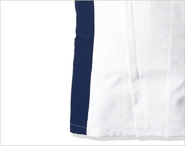 両脇2段ポケット