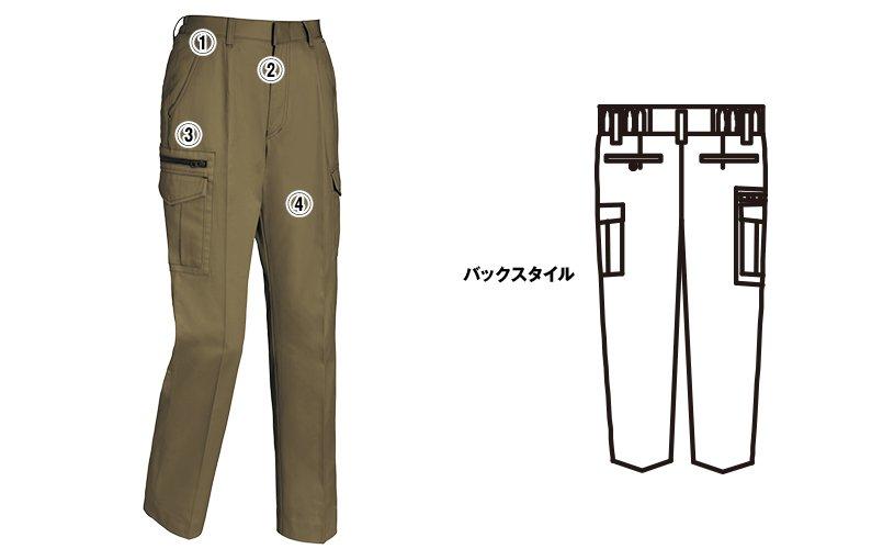 ジーベック2019 商品詳細・こだわりPOINT