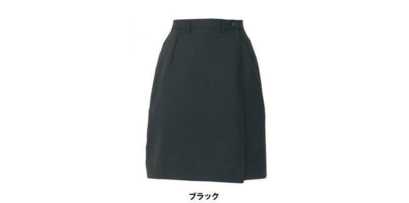 AZ8637 アイトス シャーリングラップキュロット(女性用) 色展開