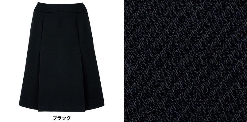 BONMAX AS2248 [通年]エターナル プリーツスカート 無地 色展開