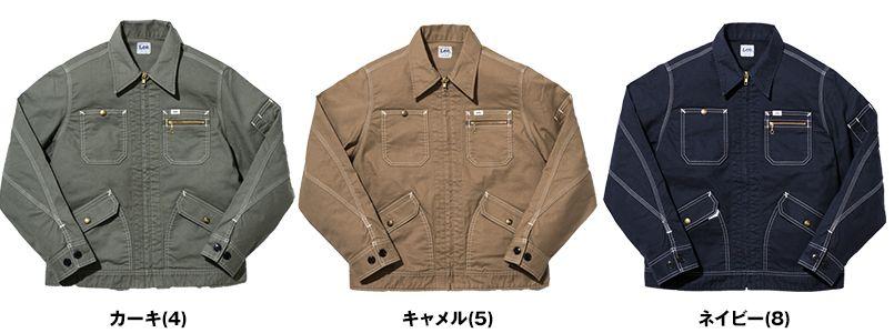 LWB03002 Lee ジップアップジャケット(女性用) 色展開