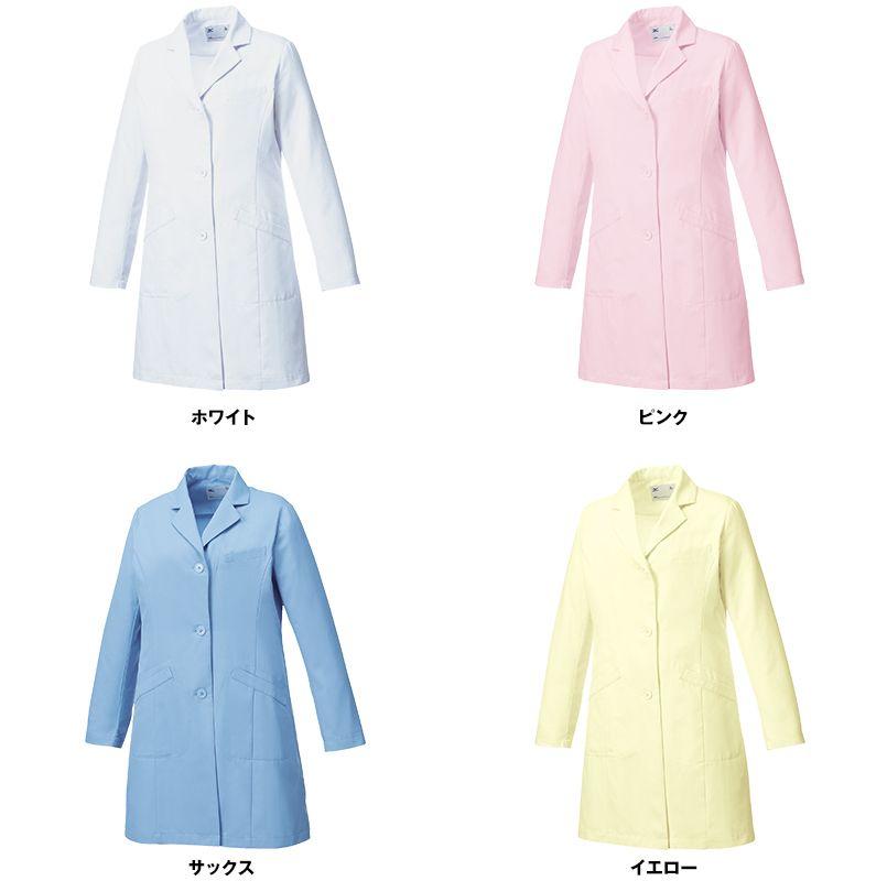MZ-0175 ミズノ(mizuno) ドクターコート(女性用) 色展開