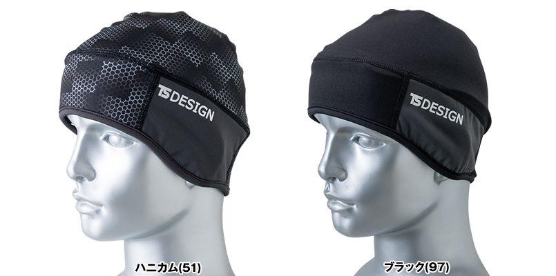 842911 TS DESIGN ヘッドウォーマー マイクロフリース(男女兼用) 色展開
