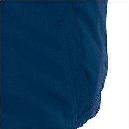 AZ2998 アイトス 空調服 半袖ブルゾン(男女兼用) ポリ100% ポケット付き