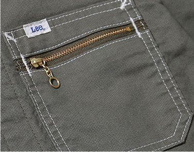 LWB03002 Lee ジップアップジャケット(女性用) ジッパー付き
