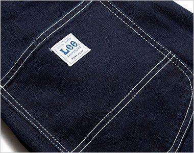 LWP66001 Lee ペインターパンツ(男性用) 補強布付きの後ろポケット