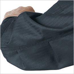 バートル AC1051 エアークラフト[空調服] 制電 長袖ブルゾン(男女兼用) 袖アームタック