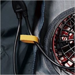 バートル AC1051 エアークラフト[空調服] 制電 長袖ブルゾン(男女兼用) コードループ