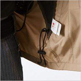 AC1111PSET バートル エアークラフトセット[空調服]迷彩 長袖ジャケット(男女兼用) ポリ100%  ドローコード