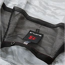 AC1111PSET バートル エアークラフトセット[空調服]迷彩 長袖ジャケット(男女兼用) ポリ100%  衣服内の空気の循環を促す、調節式エアダクト