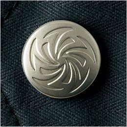 自重堂JAWIN 51800 長袖ジャンパー(新庄モデル) デザインボタン