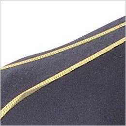 自重堂 52024 JAWIN 綿素材コンプレッション ハイネック(新庄モデル) フラットシーマステッチ