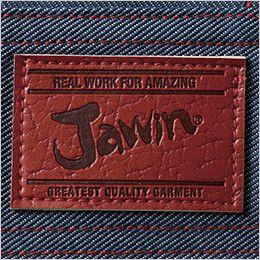 自重堂 52400 JAWIN 長袖ジャンパー(新庄モデル) 革ラベル