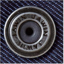 自重堂JAWIN 52600 ストレッチ長袖ジャンパー デザインボタン